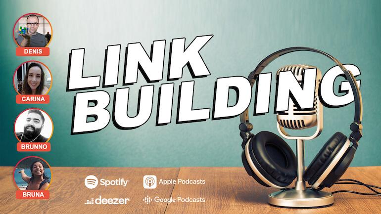Link Building - Mateada Podcast
