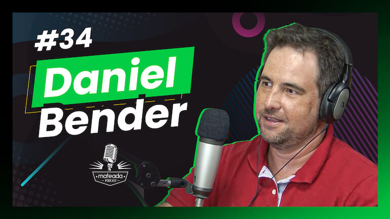 Daniel Bender - Mateada Podcast