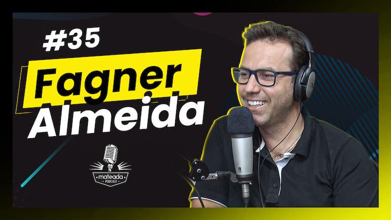 Fagner Almeida no Mateada Podcast